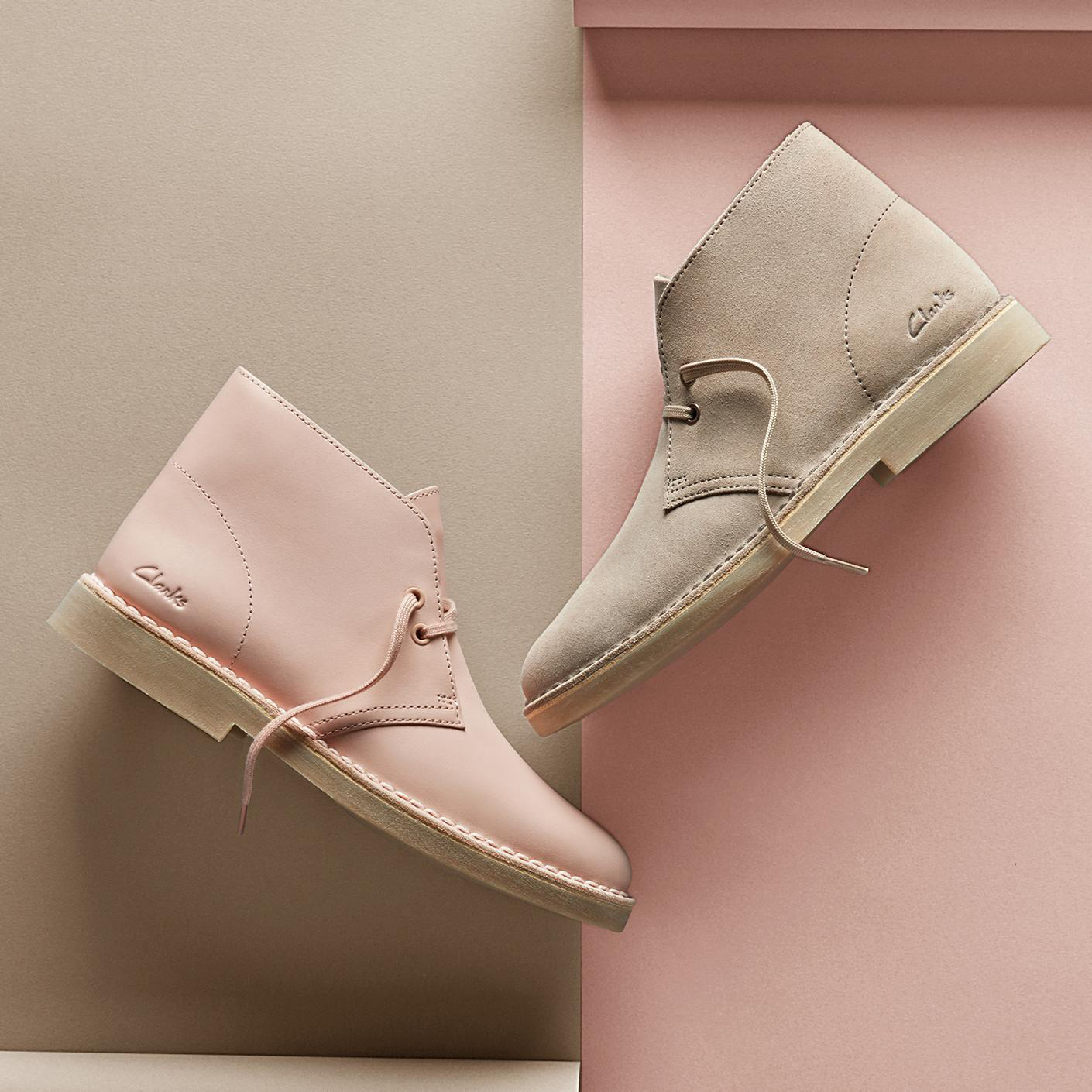 Anh Tú, Khánh Vy đồng hành cùng Desert Boot - đôi giày không tuổi của thương hiệu Clarks - Ảnh 9.