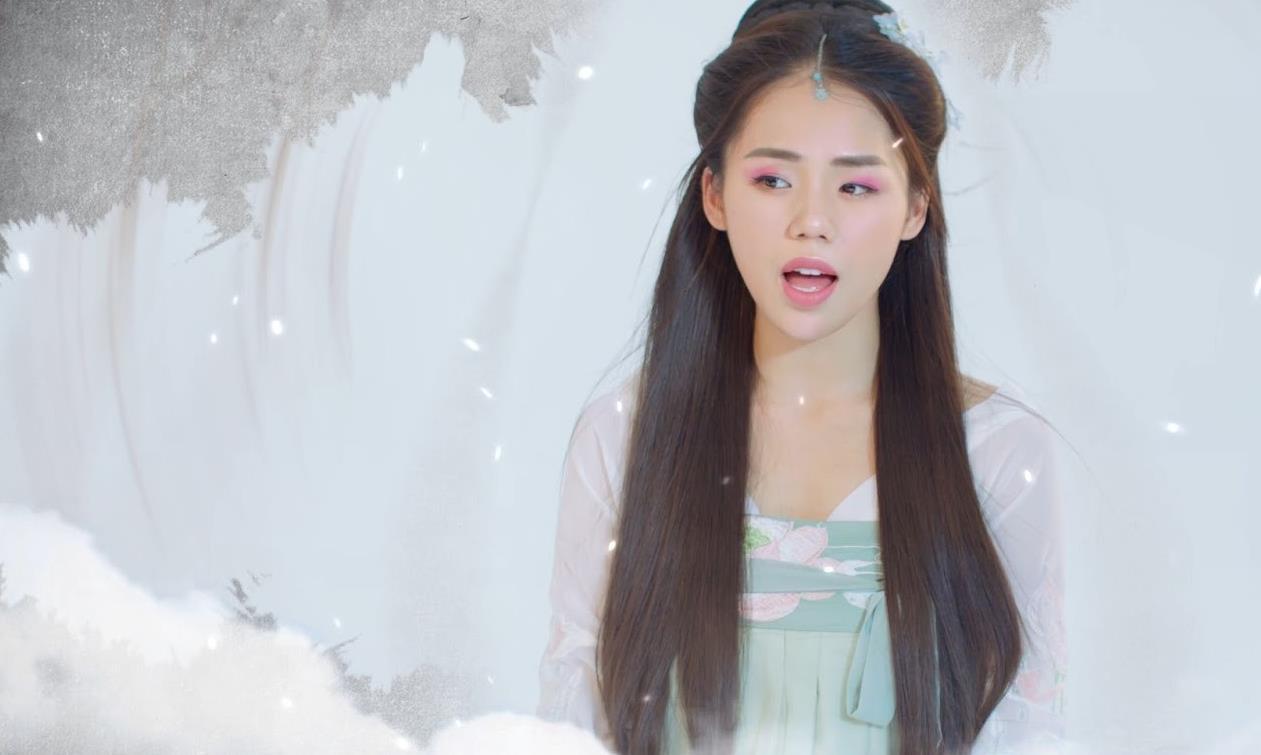 """Hương Ly gây sốt với chuyện tình """"ngược tâm"""" trong MV cổ trang đầu tay - Ảnh 6."""