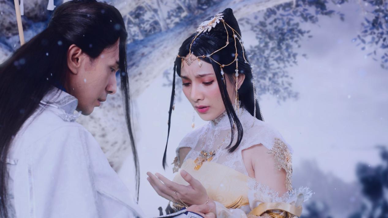 Cổ Kiếm Kỳ Đàm hợp tác cùng Đan Trường lấy nước mắt khán giả trong MV mới - Ảnh 4.