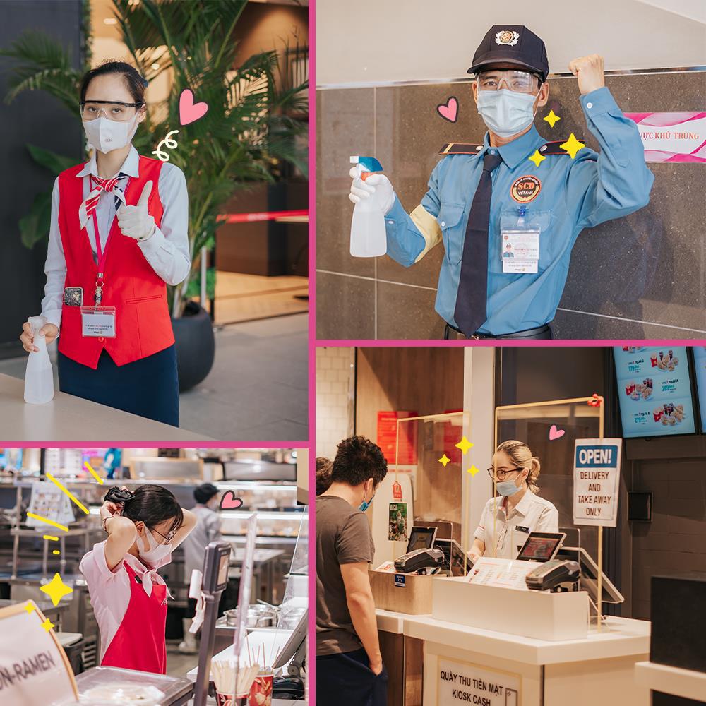 Gợi ý những dáng check-in cực xịn, đảm bảo nhận bão like tại Vùng đất kẹo ngọt AEON Mall Hà Đông - Ảnh 5.