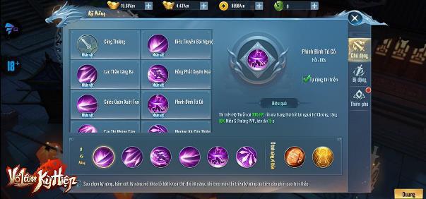 Loạn chiến cao thủ Kim Dung trong game mới - Võ Lâm Kỳ Hiệp: Bom tấn MMORPG từ NPH Gamota - Ảnh 3.