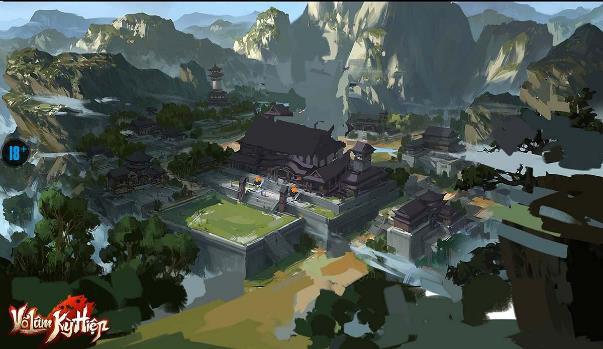Loạn chiến cao thủ Kim Dung trong game mới - Võ Lâm Kỳ Hiệp: Bom tấn MMORPG từ NPH Gamota - Ảnh 6.