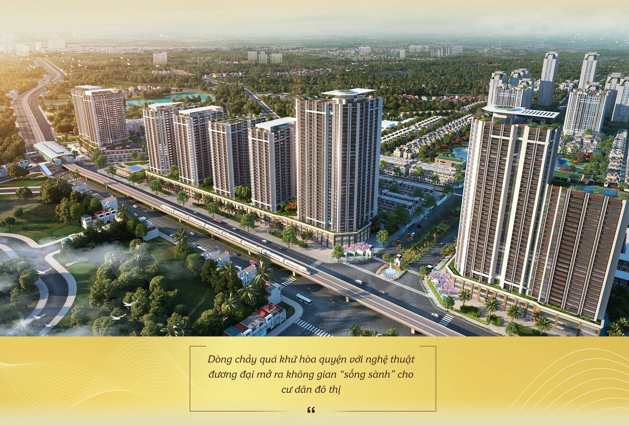 """Kiến tạo mô hình đô thị """"bán khép kín"""" đầu tiên tại phía Tây Hà Nội, Anlac Group tiếp tục khẳng định vị thế trên thị trường bất động sản - Ảnh 4."""