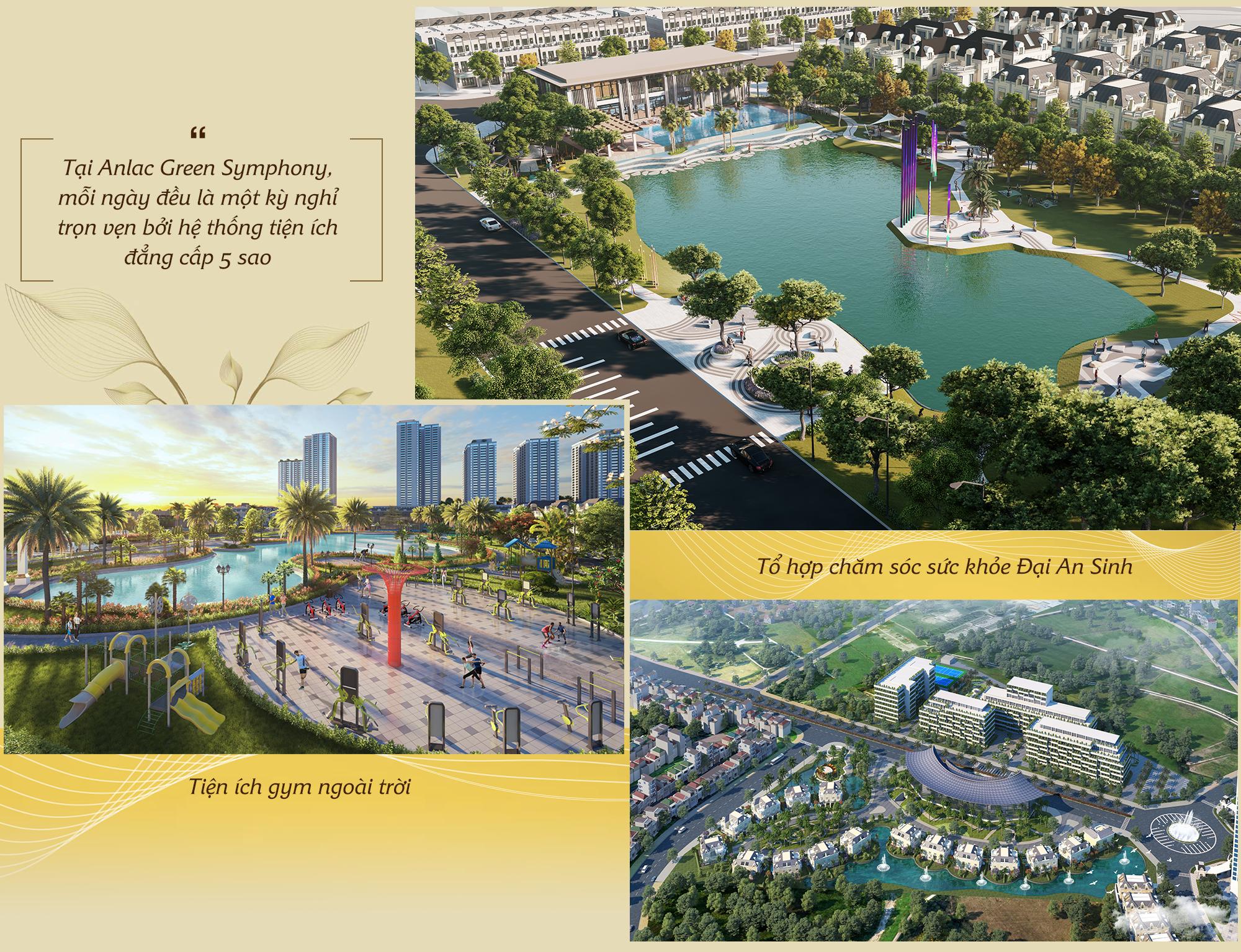 """Kiến tạo mô hình đô thị """"bán khép kín"""" đầu tiên tại phía Tây Hà Nội, Anlac Group tiếp tục khẳng định vị thế trên thị trường bất động sản - Ảnh 7."""