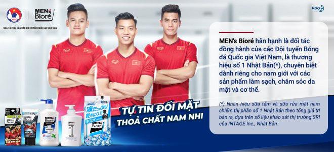 Tự tin, phong độ như tuyển thủ Việt Nam trong và ngoài sân cỏ - Ảnh 8.