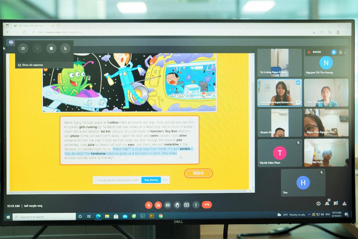 Royal School miễn phí học hè trực tuyến cho học sinh toàn quốc - Ảnh 3.