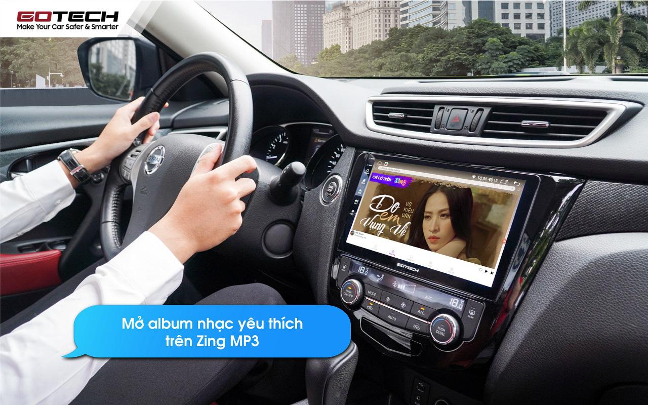 Trải nghiệm trợ lý Kiki sở hữu trí tuệ nhân tạo của Việt Nam trên màn hình GOTECH - Ảnh 3.
