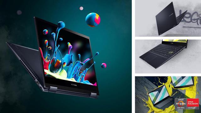 Loạt laptop siêu di động trang bị AMD Ryzen 5000 Series phù hợp với giới trẻ - Ảnh 4.