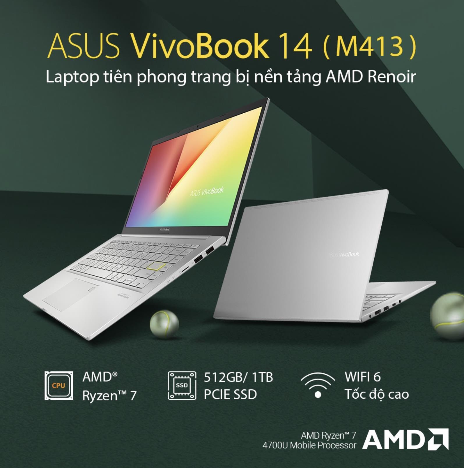 Loạt laptop siêu di động trang bị AMD Ryzen 5000 Series phù hợp với giới trẻ - Ảnh 7.
