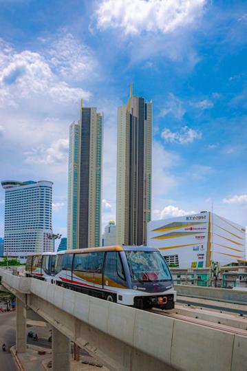 Chờ ngày hết dịch, mình hẹn gặp nhau tại 5 ga tàu đi khắp Bangkok này bạn nhé! - Ảnh 2.