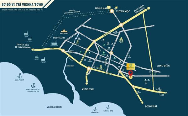Vienna Town xác lập vị thế trong phân khúc nhà phố tại thị trường Bà Rịa - Ảnh 1.