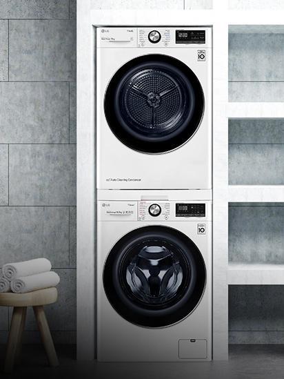 3 lý do gia đình sống tại căn hộ chung cư yêu thích máy sấy quần áo - Ảnh 2.