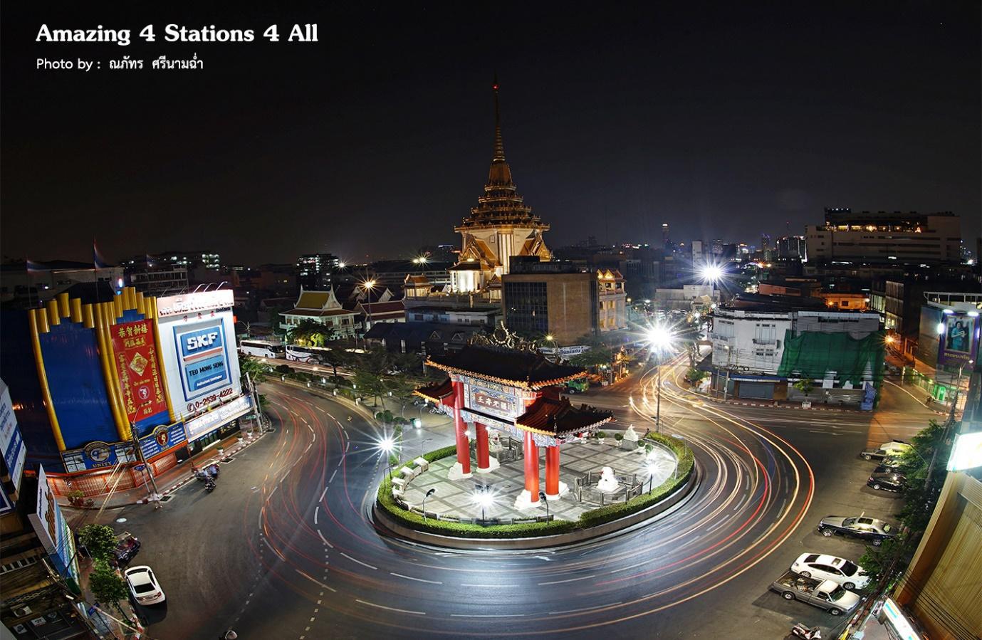 Chờ ngày hết dịch, mình hẹn gặp nhau tại 5 ga tàu đi khắp Bangkok này bạn nhé! - Ảnh 7.