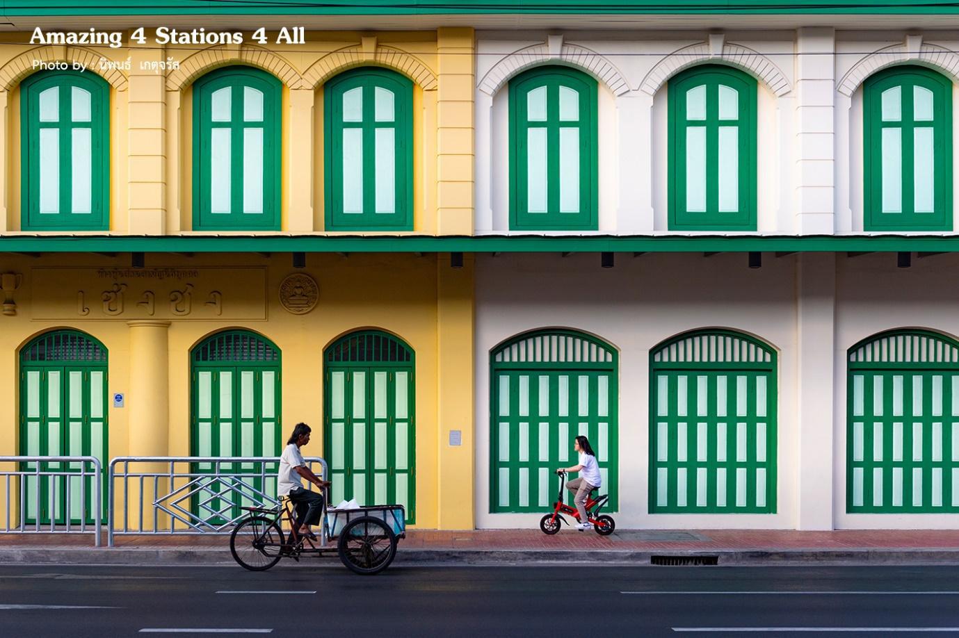 Chờ ngày hết dịch, mình hẹn gặp nhau tại 5 ga tàu đi khắp Bangkok này bạn nhé! - Ảnh 8.