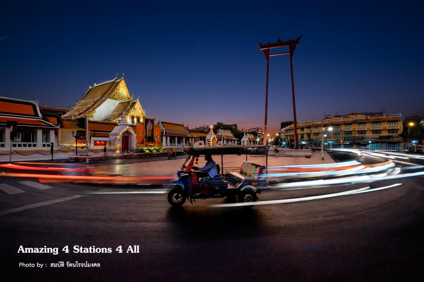 Chờ ngày hết dịch, mình hẹn gặp nhau tại 5 ga tàu đi khắp Bangkok này bạn nhé! - Ảnh 9.