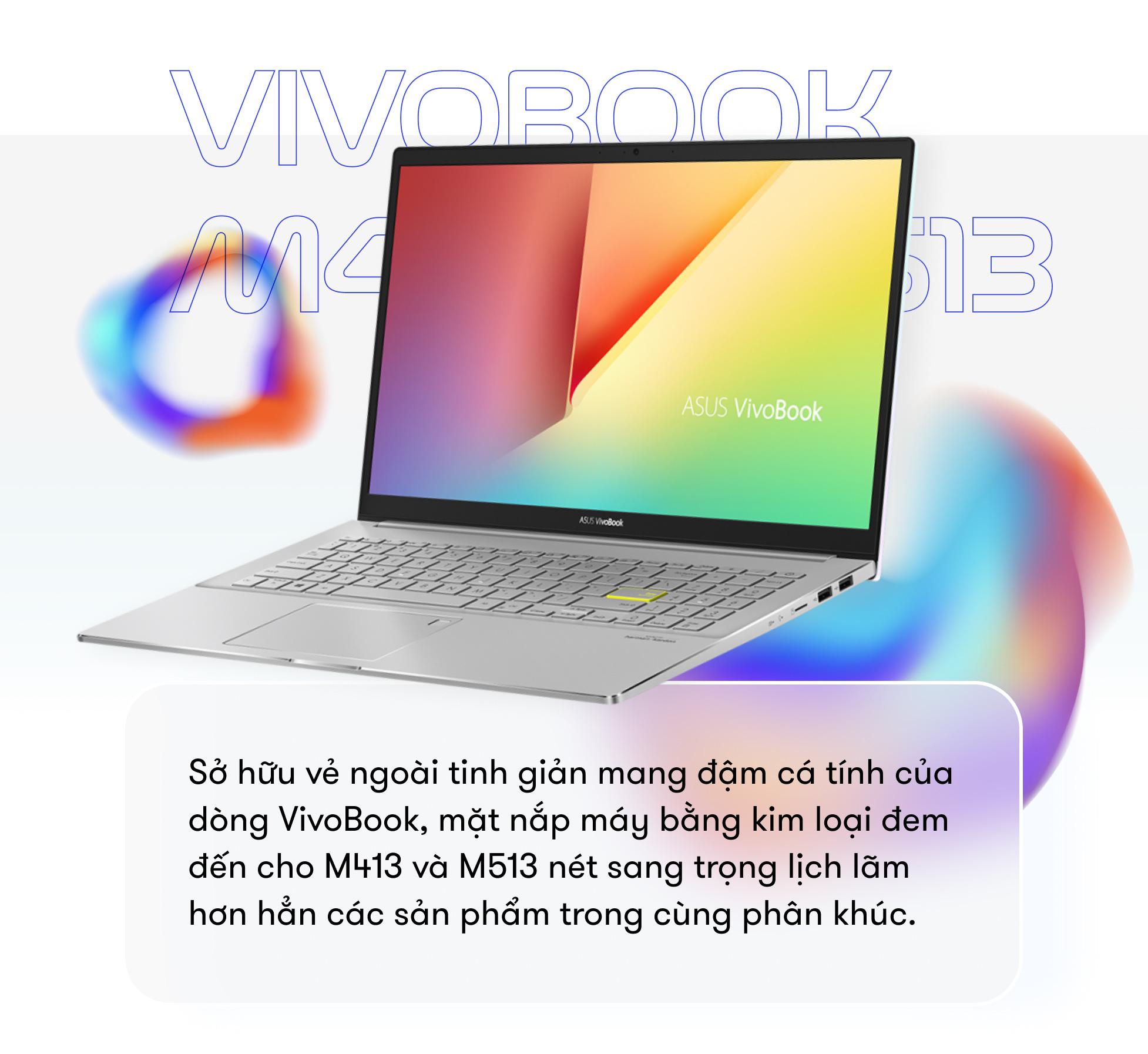 Điểm mặt laptop Asus thế hệ mới: tuyên ngôn sống đầy tự tin năng động mang đậm phong cách công dân thời đại số - Ảnh 12.