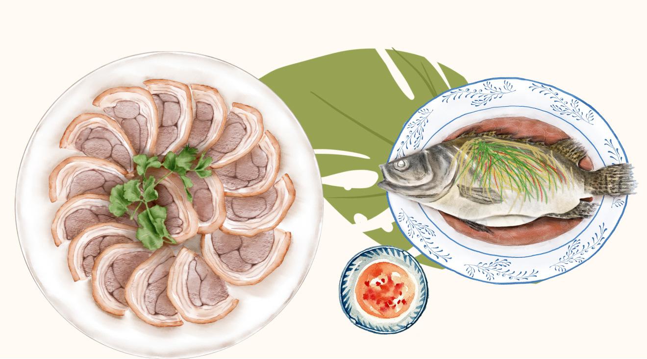 Nếp nhà trong những bữa cơm Việt truyền thống, ướp đậm tình cảm gia đình yêu thương - Ảnh 2.