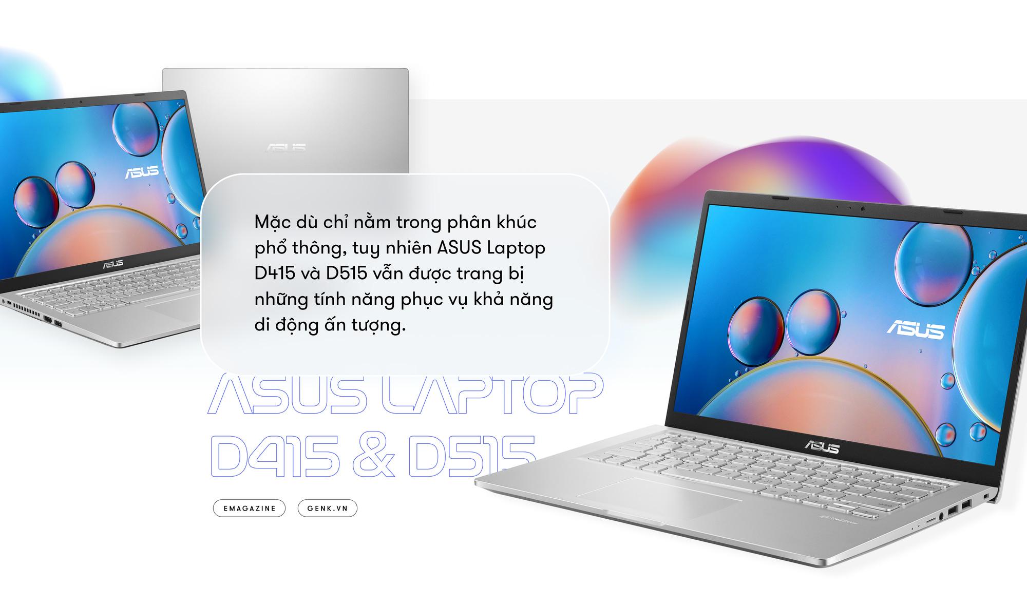 Điểm mặt laptop Asus thế hệ mới: tuyên ngôn sống đầy tự tin năng động mang đậm phong cách công dân thời đại số - Ảnh 15.