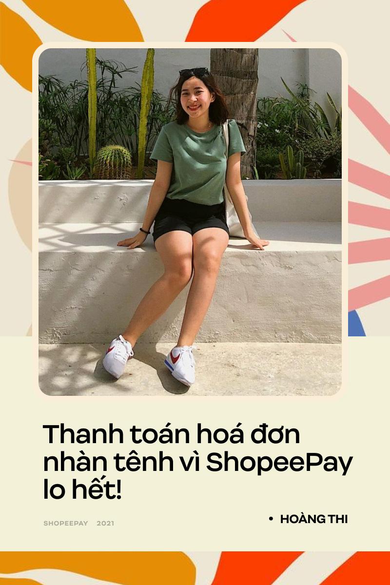 Thanh toán không tiền mặt bằng ShopeePay, tôi tiết kiệm được bao nhiêu? - Ảnh 1.