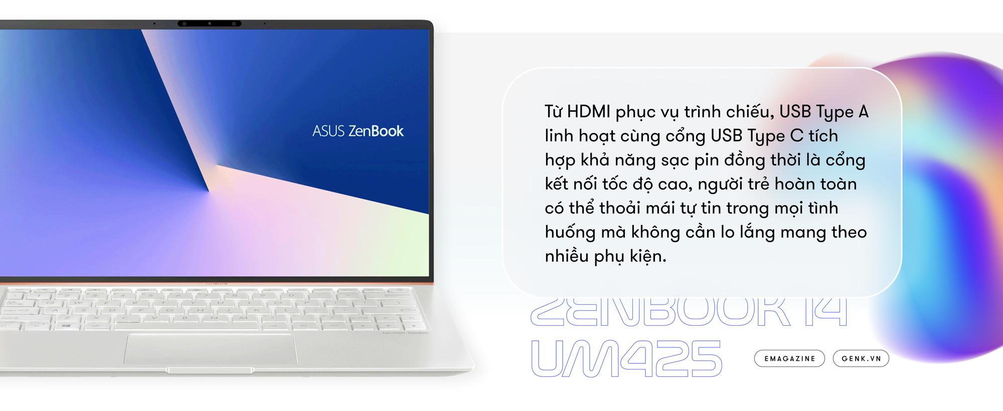 Điểm mặt laptop Asus thế hệ mới: tuyên ngôn sống đầy tự tin năng động mang đậm phong cách công dân thời đại số - Ảnh 5.