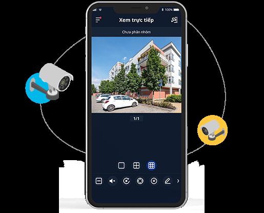vCloudcam – Giải pháp camera toàn diện cho gia đình Việt trên smartphone từ VNG Cloud - Ảnh 1.