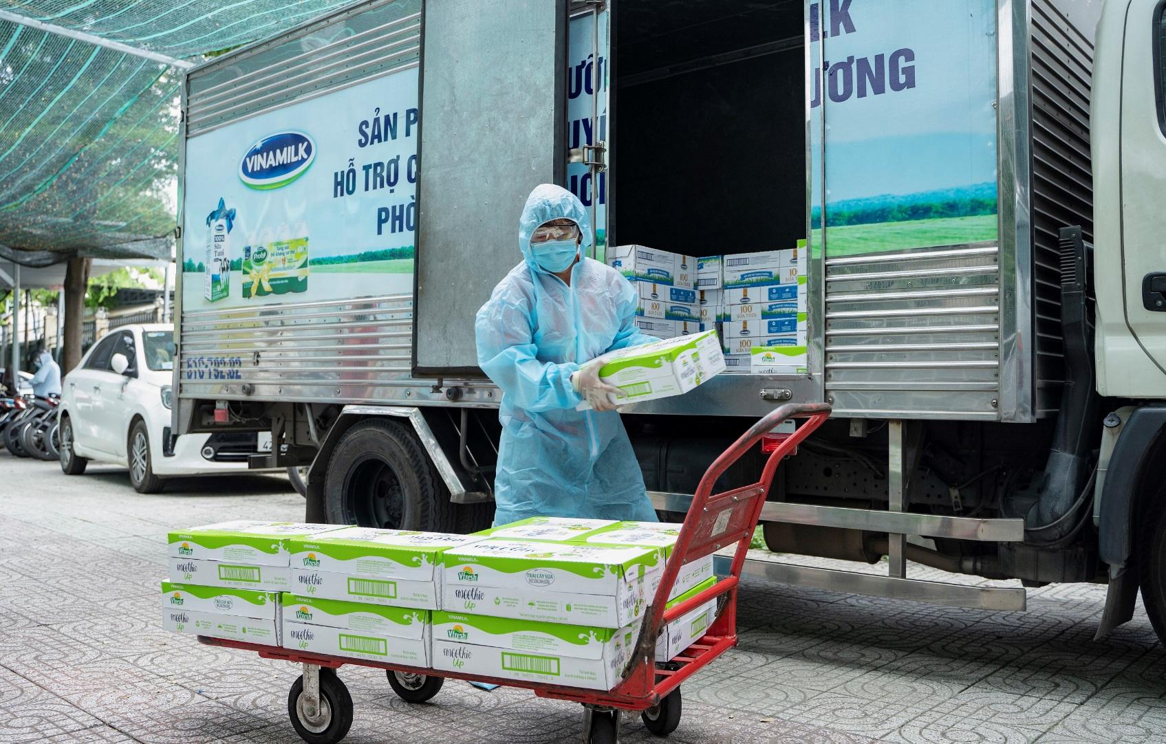Vinamilk khởi động chiến dịch Bạn khỏe mạnh, Việt Nam khỏe mạnh với hoạt động góp vaccine phòng Covid-19 cho trẻ em - Ảnh 3.