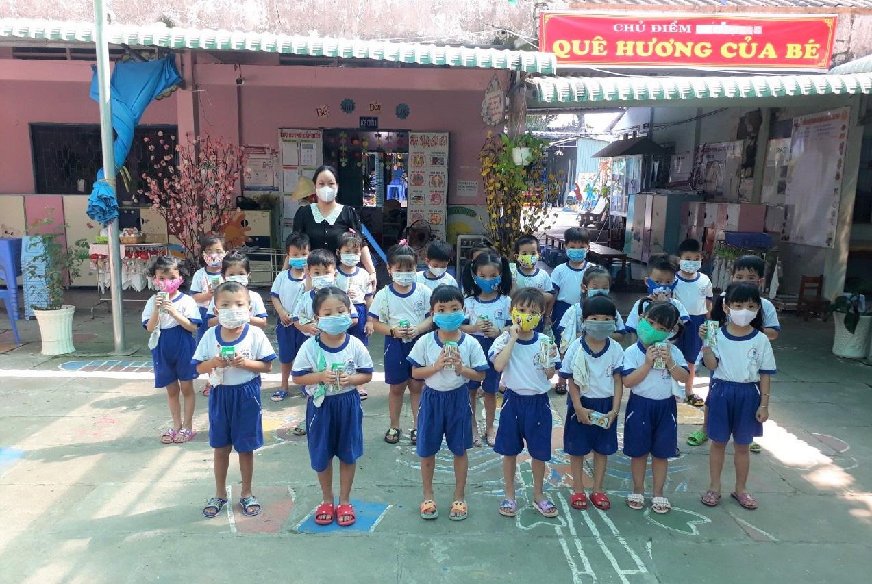 Vinamilk khởi động chiến dịch Bạn khỏe mạnh, Việt Nam khỏe mạnh với hoạt động góp vaccine phòng Covid-19 cho trẻ em - Ảnh 4.