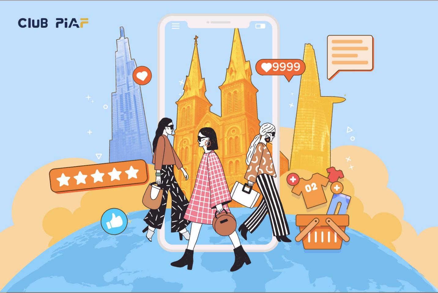 Club Piaf - Nền tảng review hiện đại, tích hợp trải nghiệm và mua sắm - Ảnh 4.