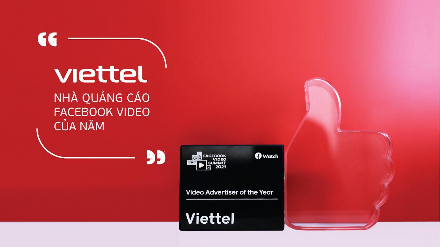 Facebook công bố Nhà Quảng Cáo Video của năm, bất ngờ có tên một nhà mạng viễn thông của Việt Nam - Ảnh 1.