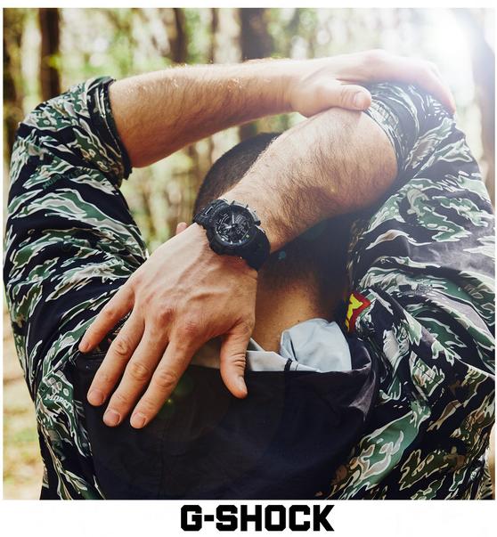 Đam mê đồng hồ G-Shock - thể hiện chất riêng của mình - Ảnh 1.