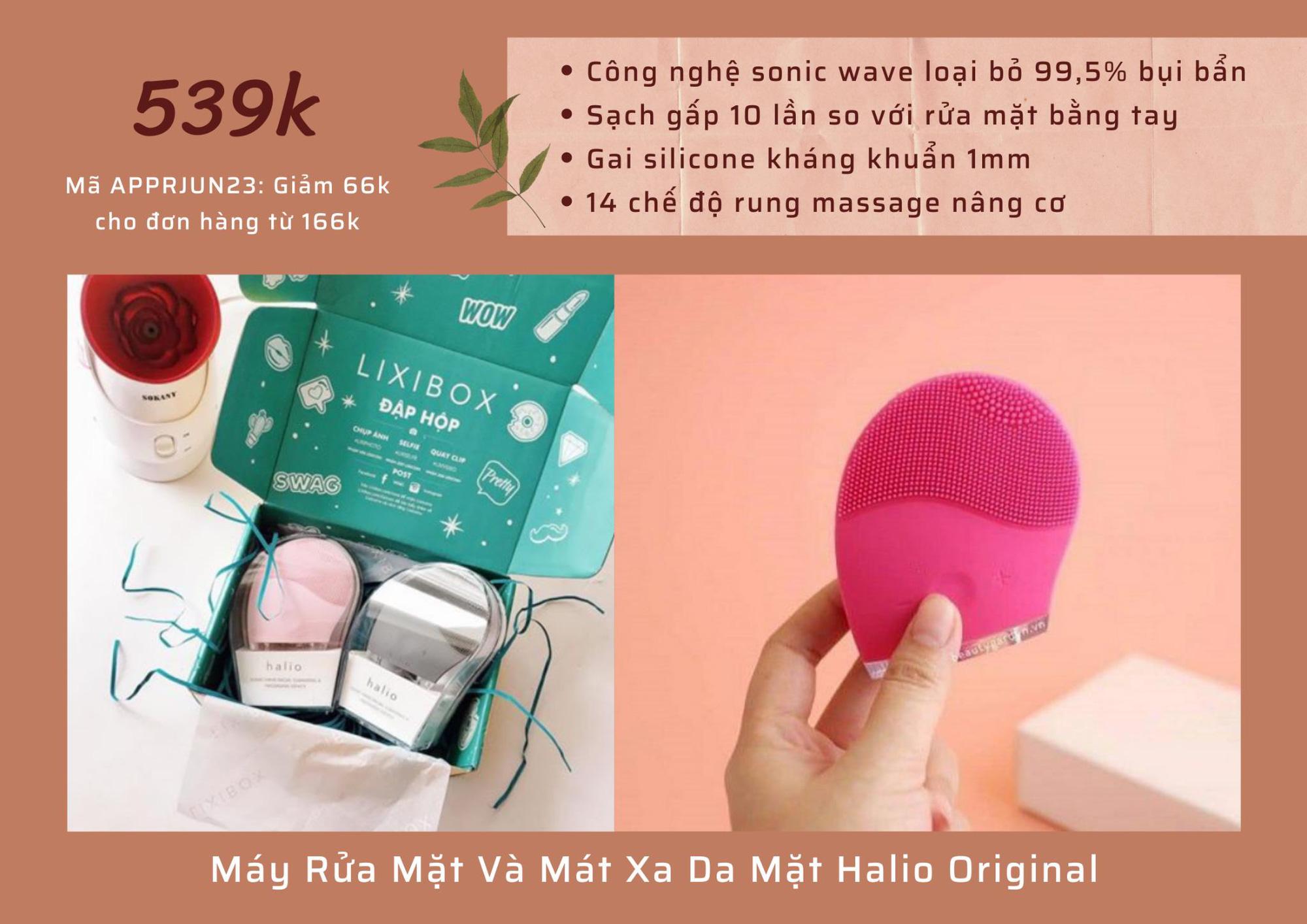 Điểm danh loạt máy skincare công nghệ cao để nàng chăm da tại nhà như spa có giá từ 539K - Ảnh 1.