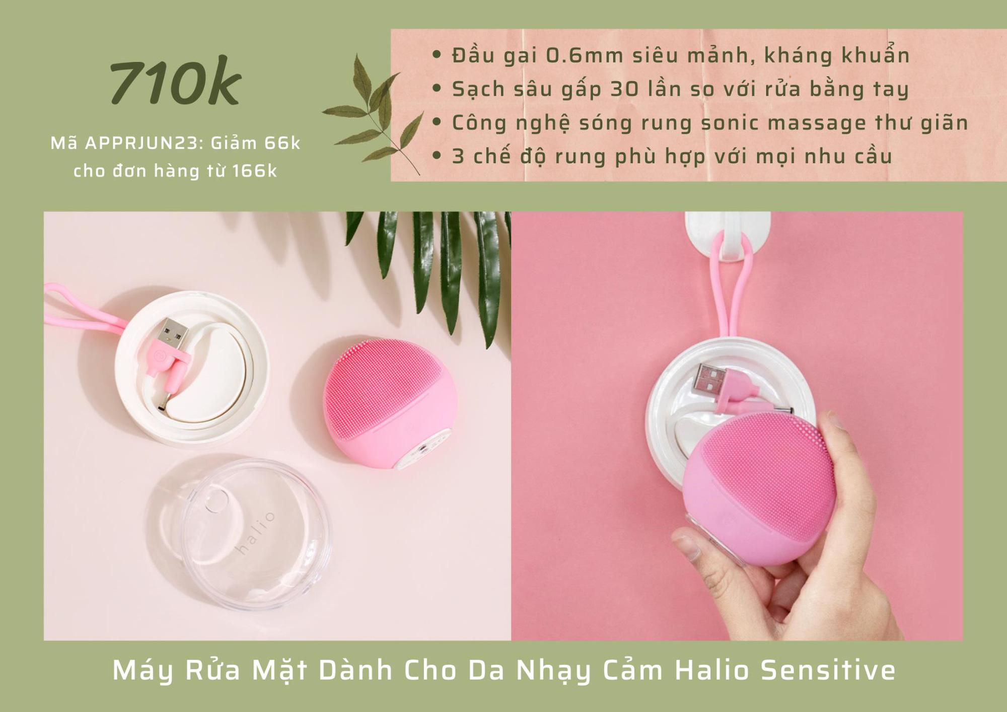Điểm danh loạt máy skincare công nghệ cao để nàng chăm da tại nhà như spa có giá từ 539K - Ảnh 2.