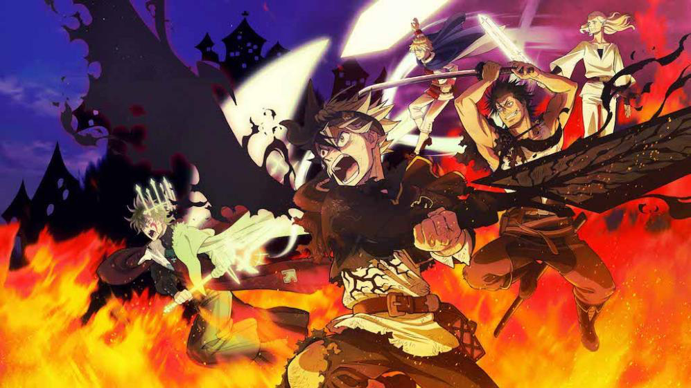 """Bộ anime kinh điển về phép thuật """"Black Clover"""" lên sóng trên ứng dụng giải trí POPS - Ảnh 2."""