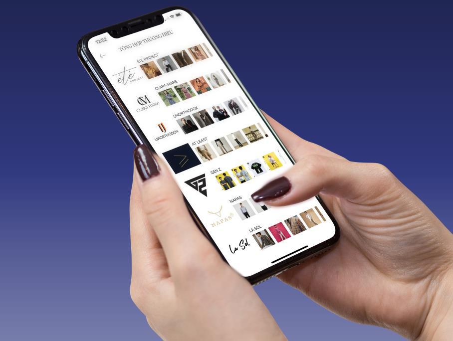 Ra mắt ứng dụng mua sắm thời trang Local Brand siêu tiện lợi - Ảnh 2.