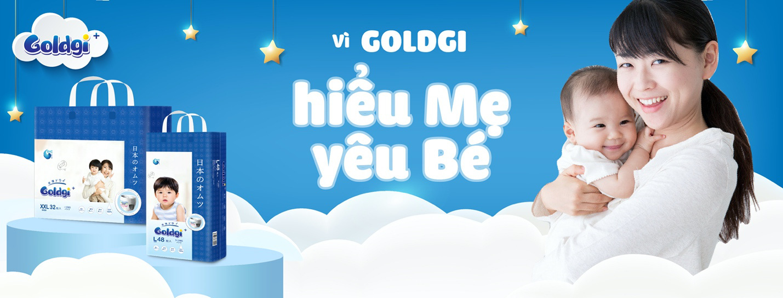 Tã Goldgi - lựa chọn tối ưu mẹ dành cho bé - Ảnh 3.