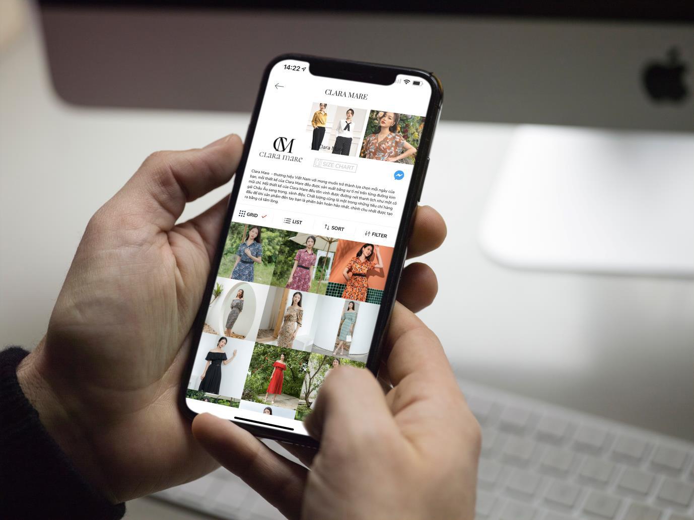 Ra mắt ứng dụng mua sắm thời trang Local Brand siêu tiện lợi - Ảnh 3.
