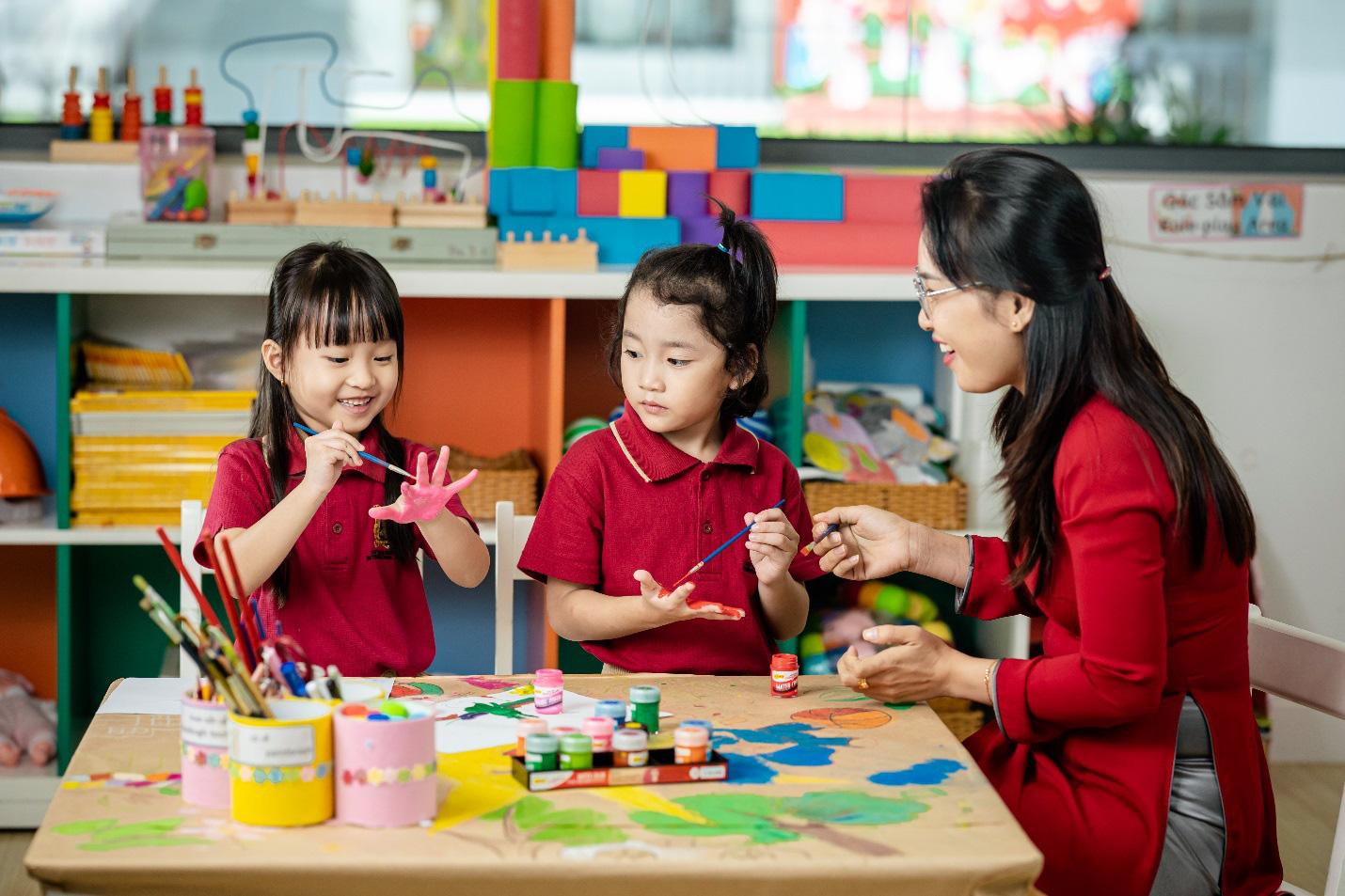 Thành công của trẻ đến từ sự gắn kết giữa nhà trường và gia đình - Ảnh 4.