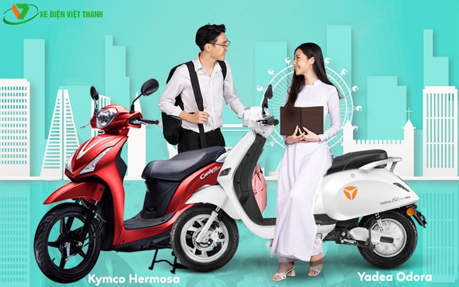 Top 5 mẫu xe điện, xe máy 50cc phù hợp cho học sinh hiện nay - Ảnh 1.