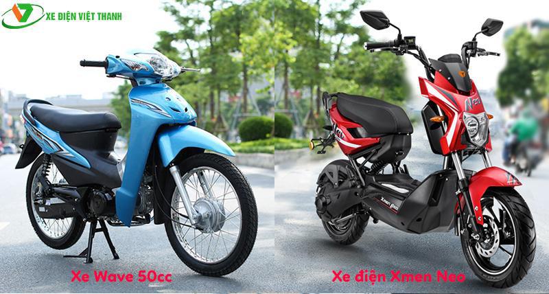 Top 5 mẫu xe điện, xe máy 50cc phù hợp cho học sinh hiện nay - Ảnh 3.