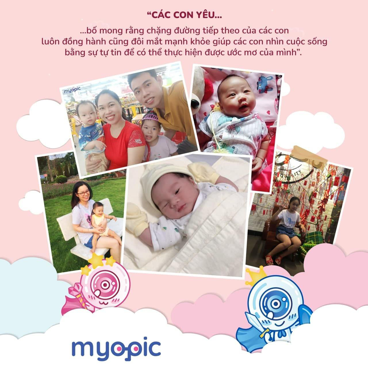 Myopic tổ chức cuộc thi Đôi mắt khỏe để trẻ tinh anh nhân ngày gia đình Việt Nam - Ảnh 2.