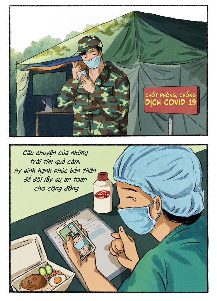 """""""Đợi đến lúc an toàn"""": Câu chuyện đầy cảm xúc khép lại Pride Month giữa mùa dịch bệnh - Ảnh 2."""