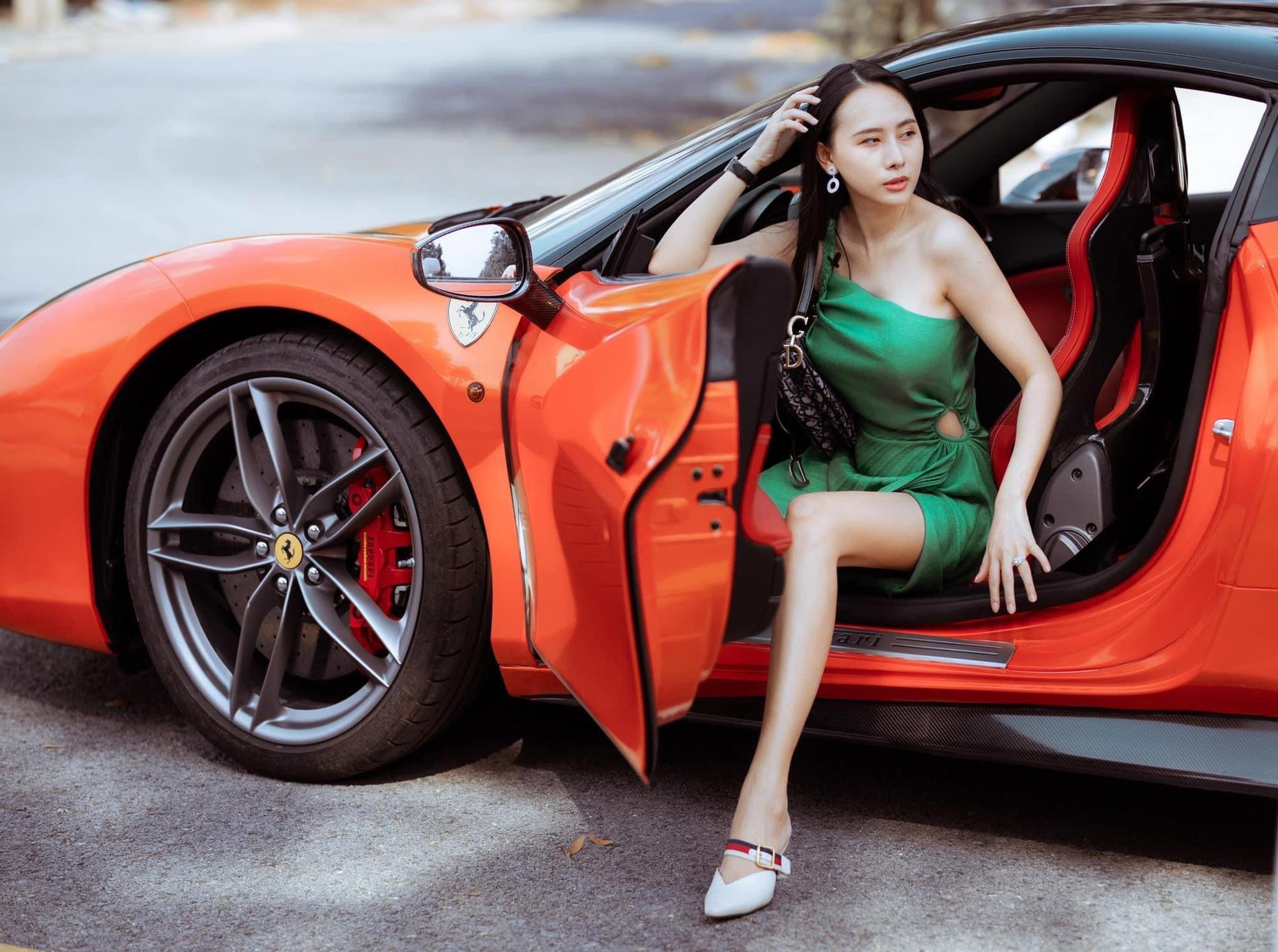 Nguyễn Cao Kim Anh - Nữ đại gia tặng chồng siêu xe và hé lộ khối tài sản trăm tỷ - Ảnh 1.