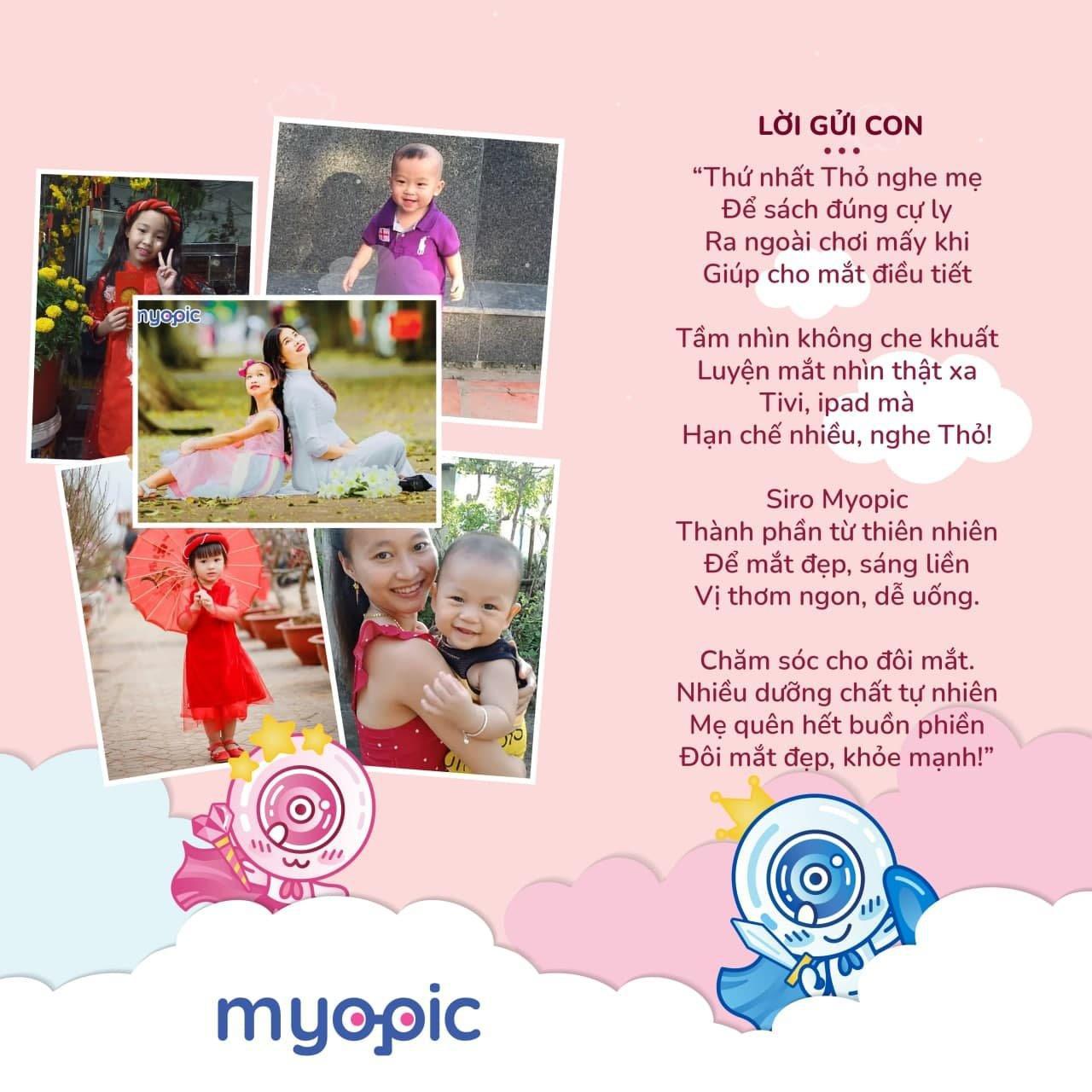 Myopic tổ chức cuộc thi Đôi mắt khỏe để trẻ tinh anh nhân ngày gia đình Việt Nam - Ảnh 4.