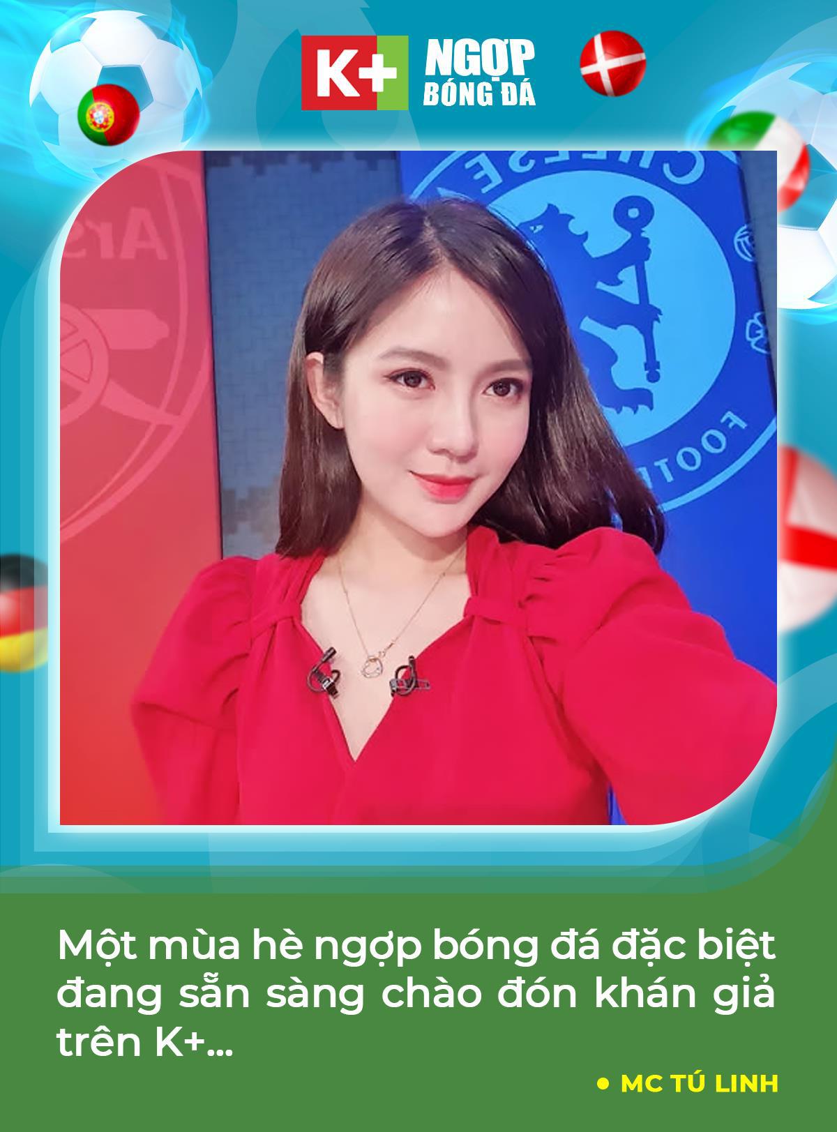 """Học tập Đông Nhi, Trang Lou tiếp sức cho chồng """"cháy"""" cùng UEFA Euro 2020™ trên K+ - Ảnh 7."""