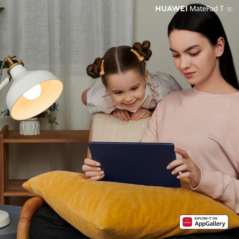 5 lý do khiến Huawei MatePad T10 là chiếc máy tính bảng đáng mua cho gia đình - Ảnh 4.