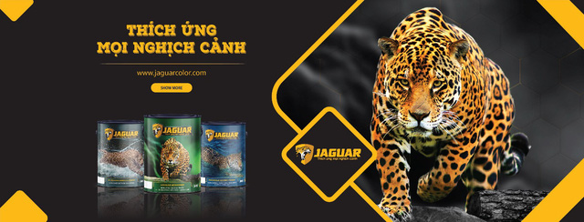 Cách biến tấu phòng khách với màu be quen thuộc cùng sơn Jaguar - Ảnh 4.