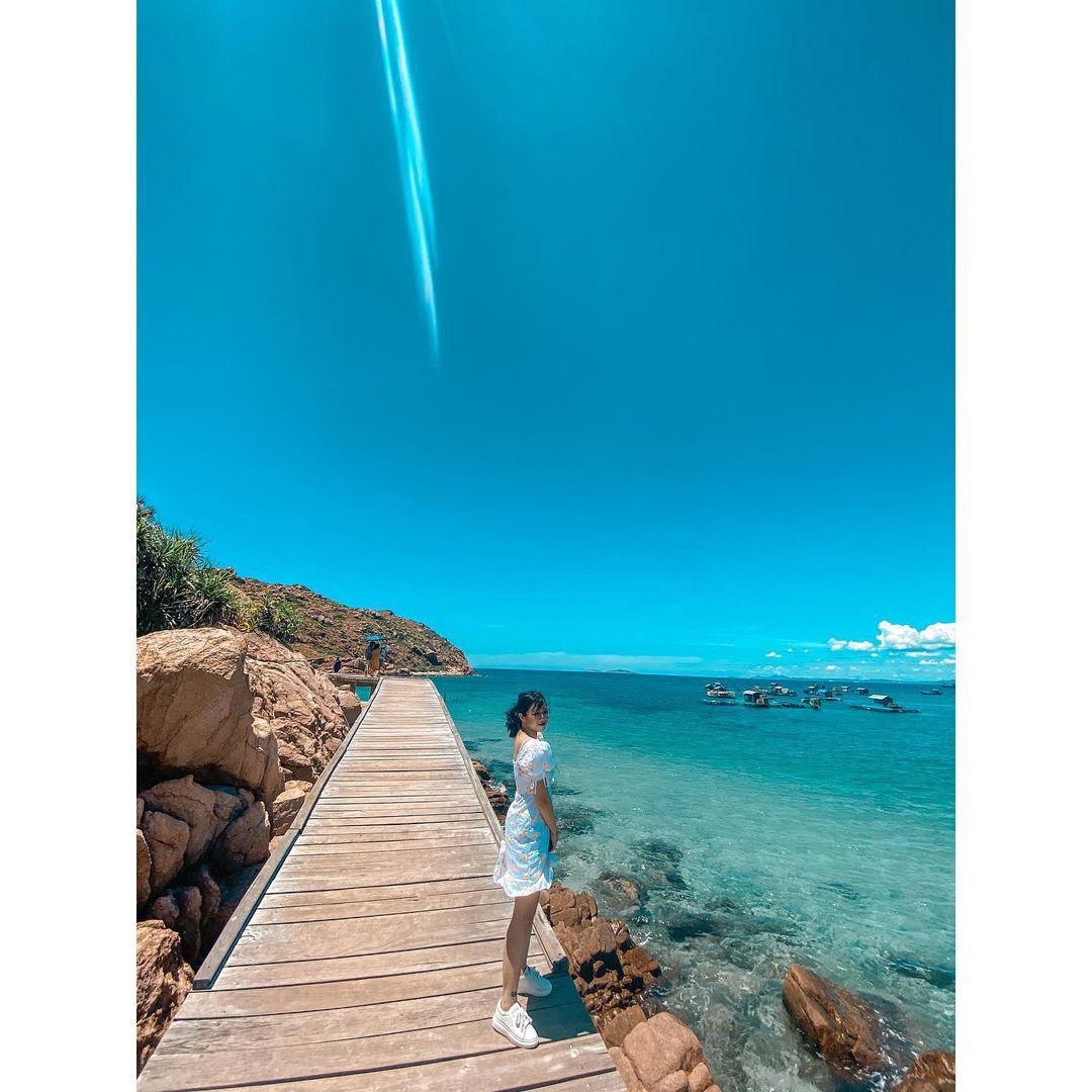 Nghe hội sành chơi mách nước lịch trình ngon - bổ - tiện nếu muốn cả tuần đều chill ở thiên đường biển đảo Quy Nhơn - Ảnh 6.