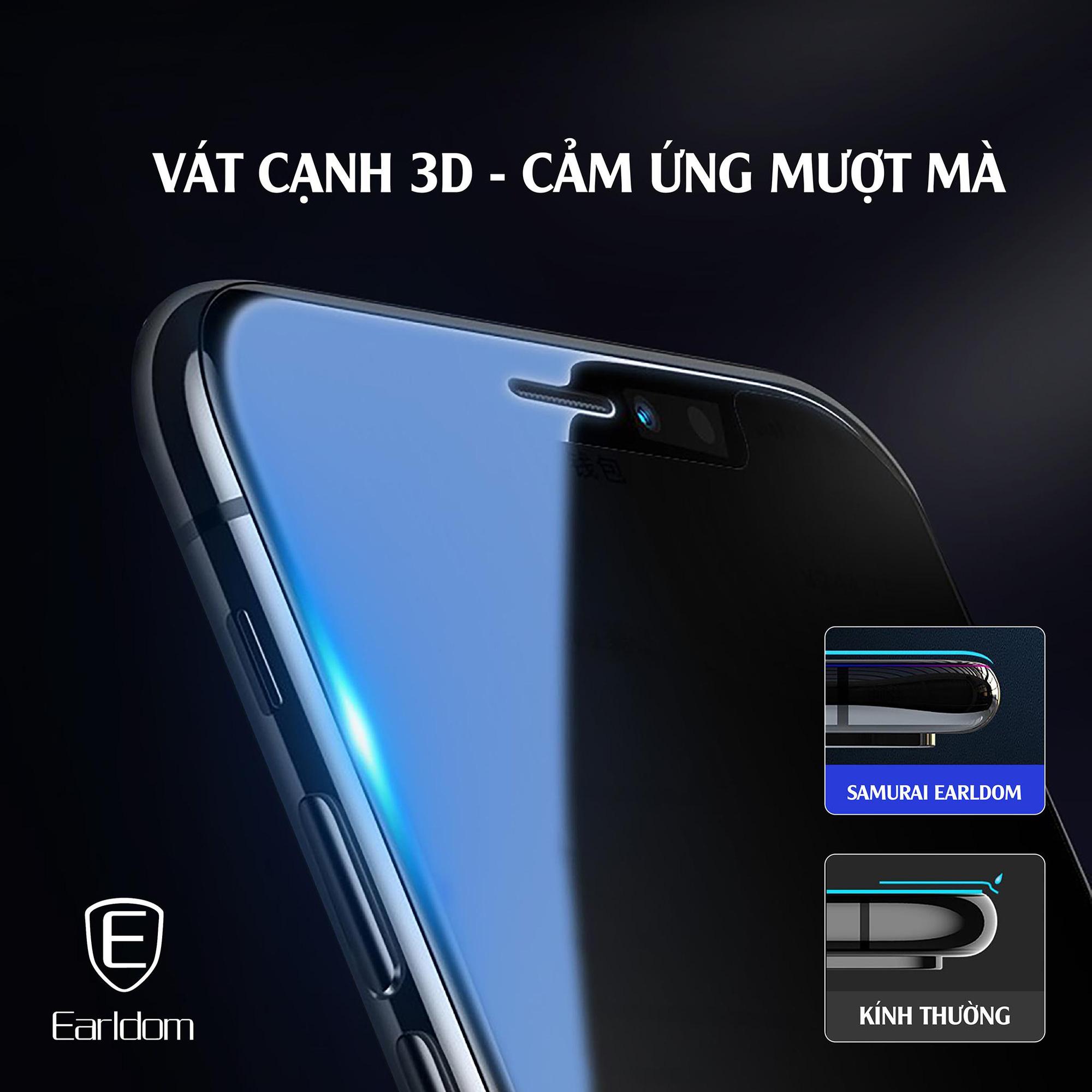 Earldom Việt Nam ra mắt sản phẩm kính cường lực bảo vệ điện thoại và bảo vệ đôi mắt cho người sử dụng smartphone - Ảnh 2.