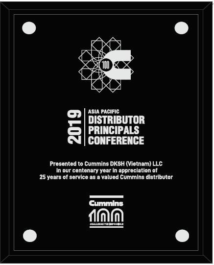 Nhà phân phối duy nhất được uỷ quyền của máy phát điện nhãn hiệu Cummins Power Generation (CPG) - Ảnh 1.