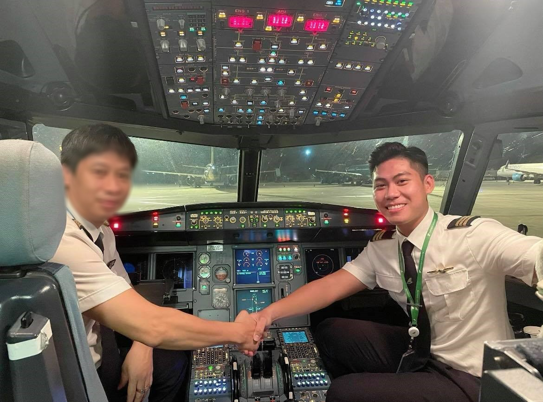 Phan Anh Tuấn - chàng cơ phó sớm chinh phục ước mơ ở tuổi 22 - Ảnh 3.